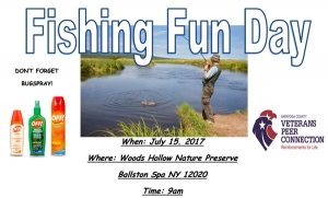 Fishing Fun Day - July 15, 2017