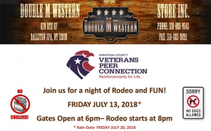 July 12, 2018 - Rodeo - Veterans Peer Connection
