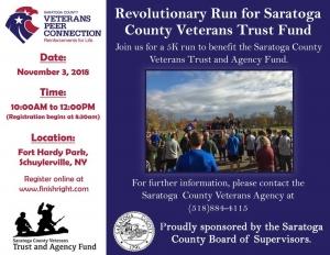 Revolutionary Run 5K 2018