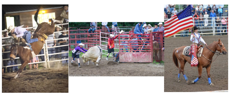 Rodeo at Double M Western Store