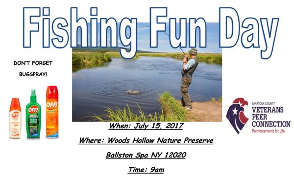 Fishing Fun Day - July 15, 2017
